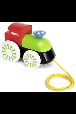 BRIO vedettävä veturi monivärinen