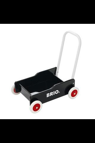 BRIO Kävelyvaunu, musta