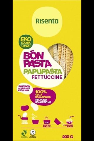 Risenta 200g Luomu Keltainen Papufettuccine