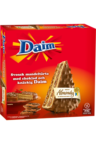 Almondy 400g Mantelikakku Daim