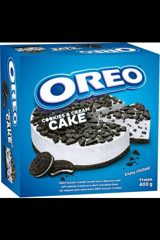 Almondy 400g Oreo keksi ja kerma kakku