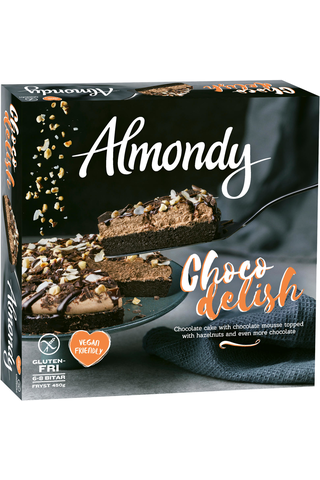 Almondy 450g Choco delish