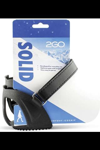 Solid 2GO kantaliukueste koko S