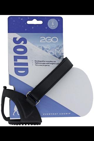 Solid 2GO kantaliukueste XL