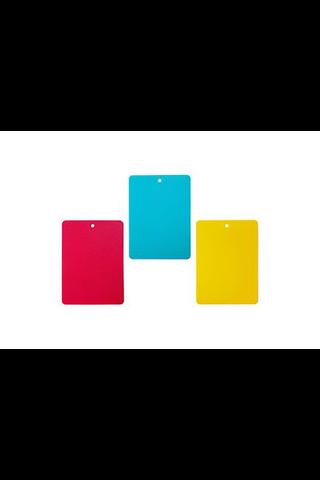 Leikkuulauta House 29 cm taipuisa, eri värejä