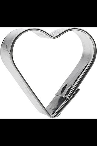 Piparimuotti sydän 8 cm
