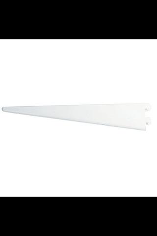 Habo U-kannatin 611 15cm valkoinen