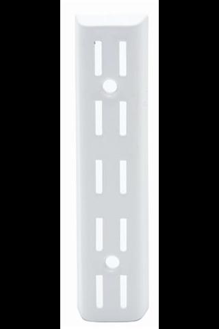 Habo seinäkisko 612 100cm valkoinen
