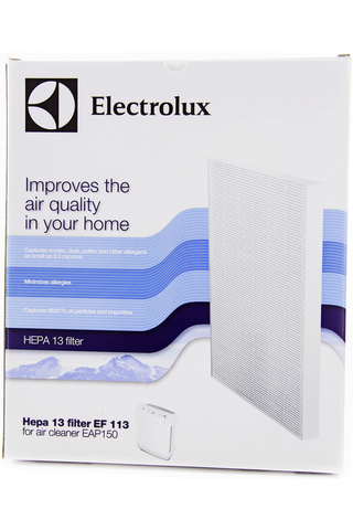 Electrolux HEPA 13 -suodatin EF113 ilmanpuhdistimeen EAP150