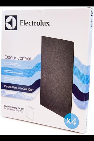 Electrolux aktiivihiilisuodatin EF117 ilmanpuhdistimeen EAP150