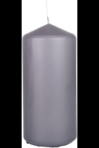 Duni 15x7cm 62h harmaa pöytäkynttilä