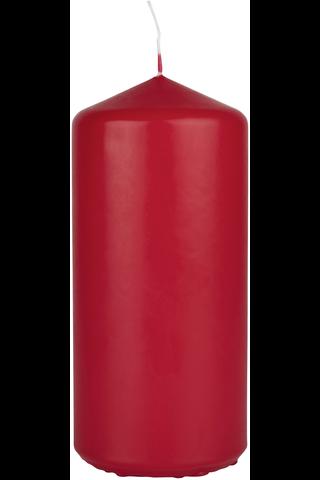Duni 15x7cm 62h punainen pöytäkynttilä