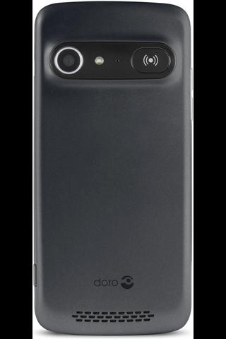 Doro 8040 älypuhelin 4g grafitin harmaa