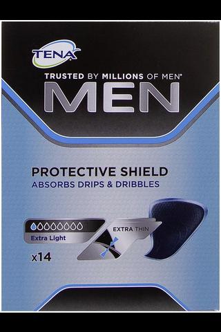 TENA Men inkontinenssisuoja Protective shield 14 kpl