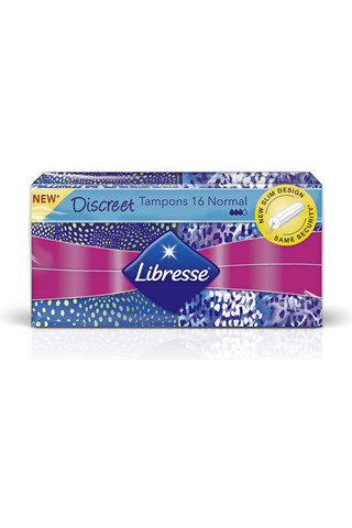 Libresse Discreet Normal tamponi 16kpl