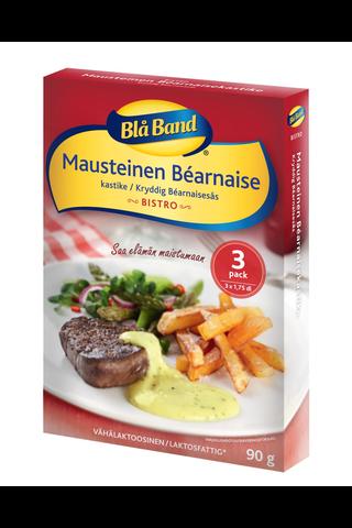 Blå Band Bistro vähälaktoosinen Mausteinen Béarnaisekastike 3x30g