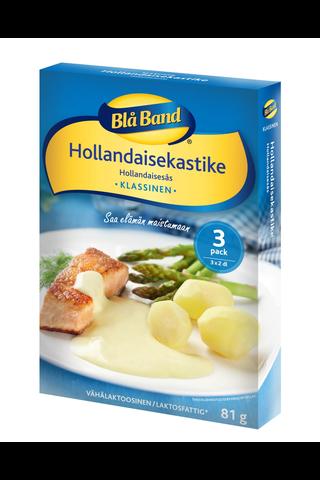 Blå Band vähälaktoosinen Hollandaisekastike 3x27g