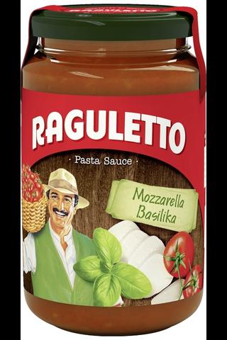 Raguletto pastakastike Mozzarella-Basilika 400ml