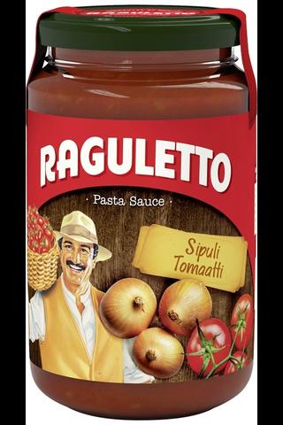 Raguletto 400ml Sipuli-Tomaatti pastakastike
