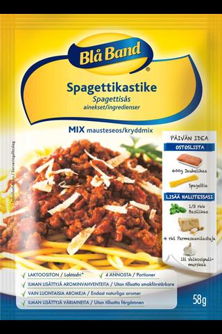 Blå Band 58g Mix spagettikastike