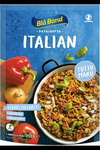 Blå Band 150g Italian pata spagetti-kasvis-mausteseos