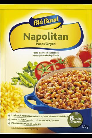 Blå Band laktoositon Napolitan Pata Pasta-kasvis-mausteseos 170g