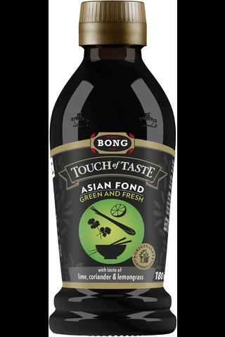 Bong Touch of Taste 180ml Asian Green and Fresh fondi lime-korianteri-sitruunaruoho