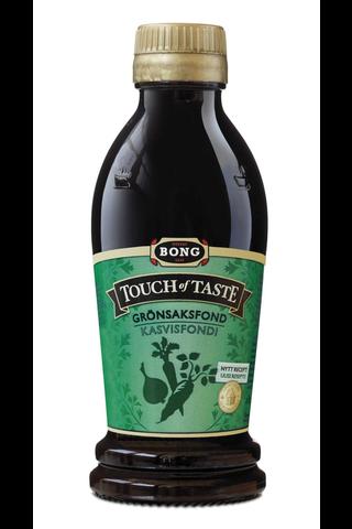 Bong Touch of Taste Kasvisfondi 180ml