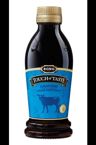 Bong Touch of Taste Vasikanfondi 180ml