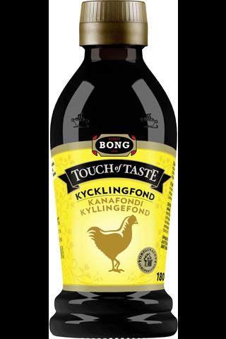 Bong Touch of Taste Kanafondi 180ml
