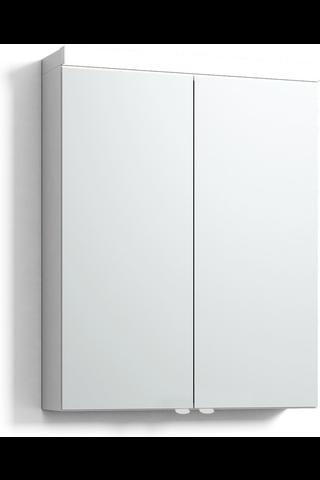 Svedbergs peilikaappi Intro LED 55 valkoinen