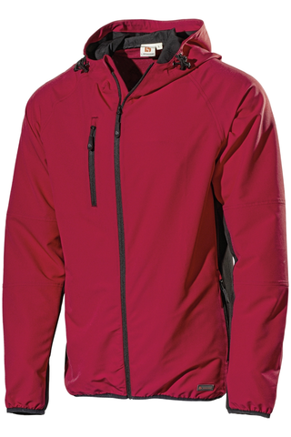 L.Brador 2006P softshell takki punainen S