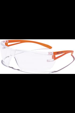 Zekler 36 suojalasit kirkas/oranssi