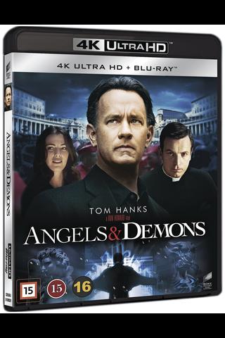 4k angels & demons se