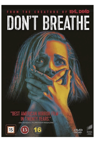 Dvd don't breathe