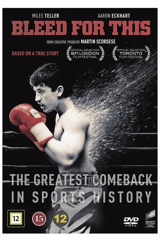 Dvd Bleed For This