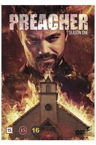Dvd Preacher 1 Kausi