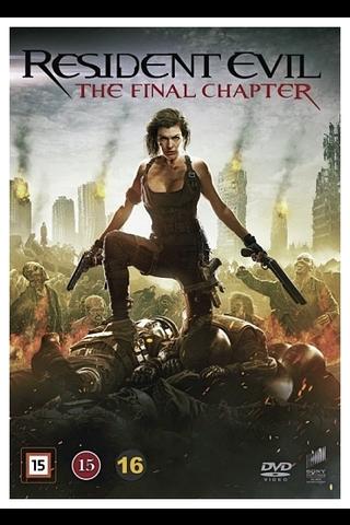 Dvd Resident Evil Final