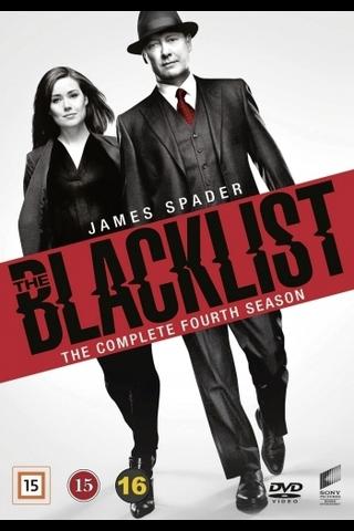 Dvd Blacklist 4 Kausi