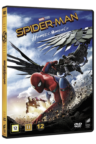 DVD Spider-Man Homecoming