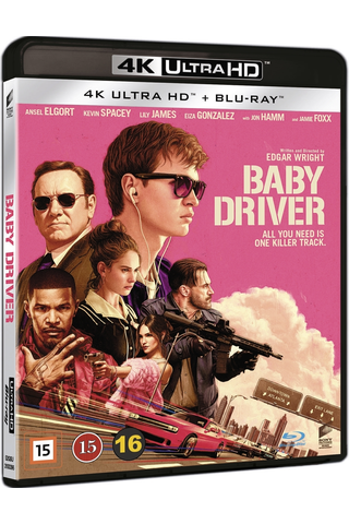 4K Baby Driver