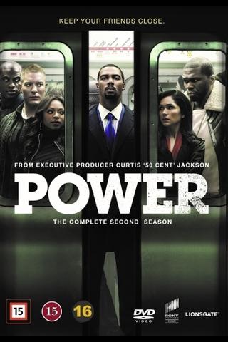 Dvd Power 2 Kausi