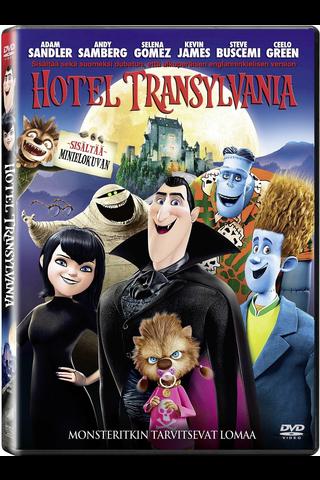 Dvd Hotel Transylvania