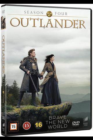 Dvd Outlander 4 Kausi
