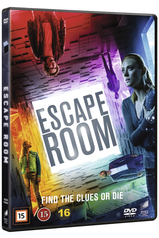 Dvd Escape Room