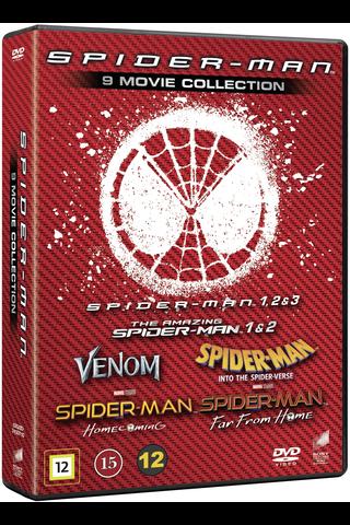 Dvd Spider-Man Complete