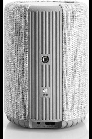 Audio Pro A10 wifi aktiivikaiutin vaalean harmaa
