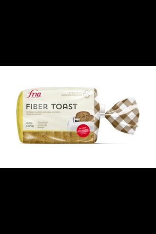 Fria Fiber 500g Kuitupitoista leipää gluteeniton pakaste