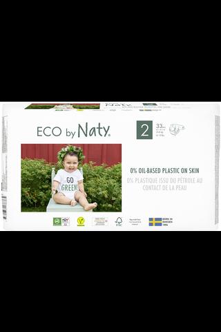 Eco By Naty Mini 2 teippivaipat