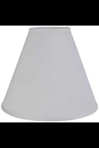 PR Home toppring varjostin valkoinen 22 cm